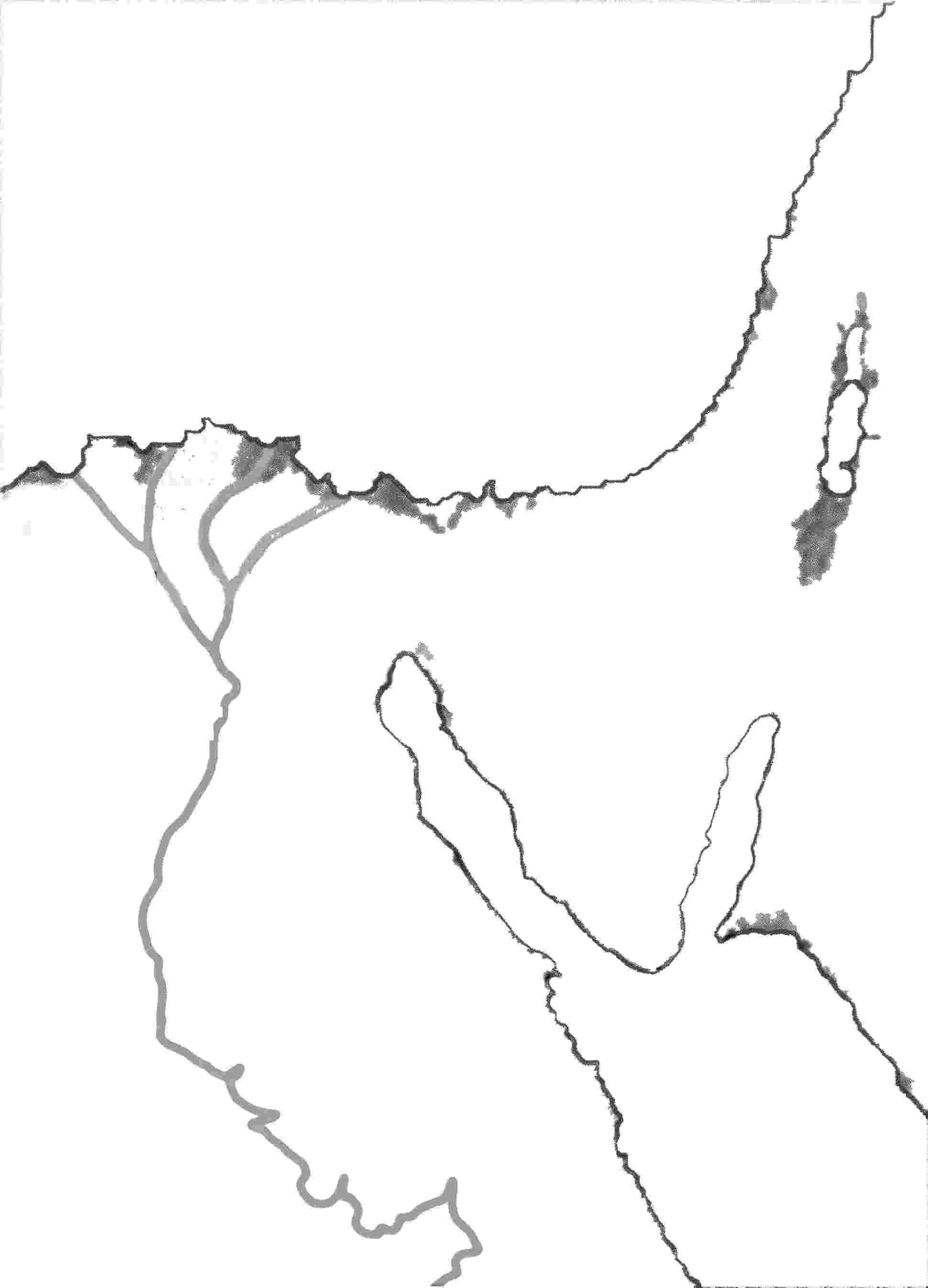 egypt coloring map nefertiti stock vectors images vector art shutterstock egypt coloring map