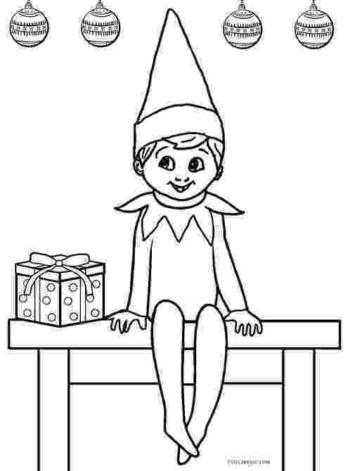 elf on shelf coloring pages elves on the shelf coloring page free printable coloring on shelf coloring elf pages