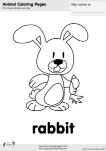 esl colouring pages animals write the animal names coloring page twisty noodle esl animals colouring pages