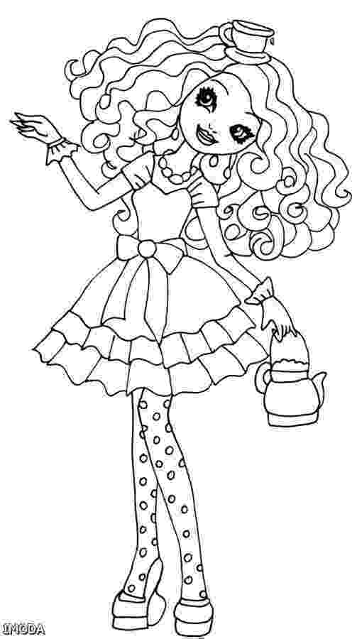 ever after high coloring sheets ever after high coloring sheets for kids coloring pages ever high after sheets coloring