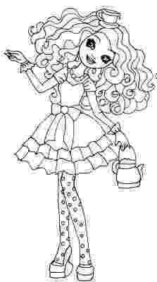 ever after high coloring sheets ever after high kitty cheshire coloring page free after coloring ever sheets high