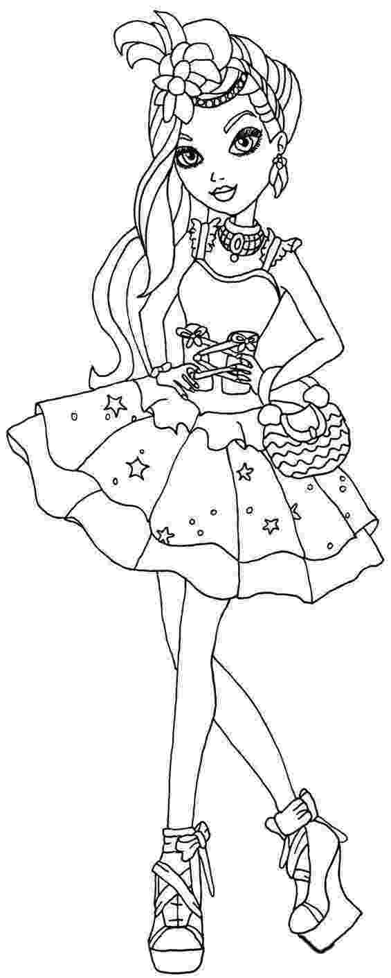 ever after high coloring sheets top 10 ever after high coloring pages coloring after ever high sheets