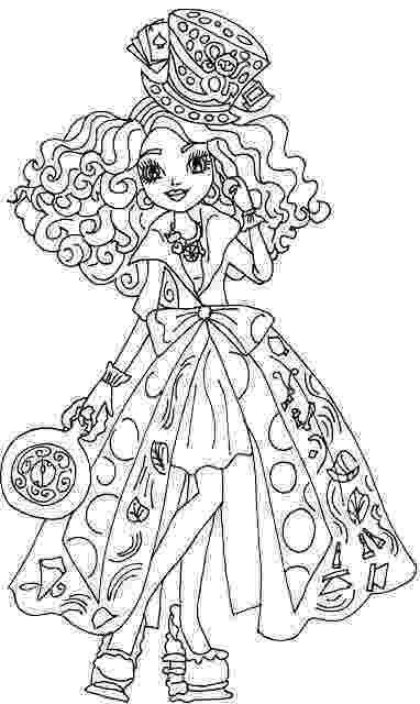 ever after high printables ever after high coloring pages 60 coloring pages for kids after ever printables high