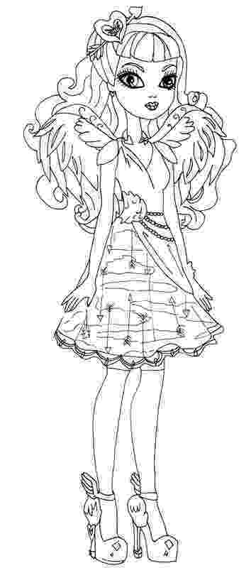 ever after high printables ever after high legacy day coulering free colouring pages high ever printables after