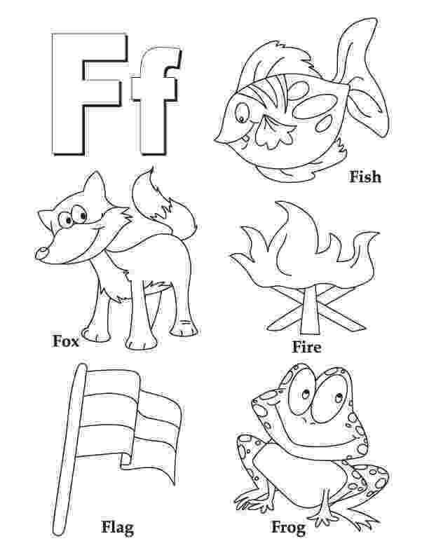 f coloring sheet my a to z coloring book letter f coloring page download f coloring sheet