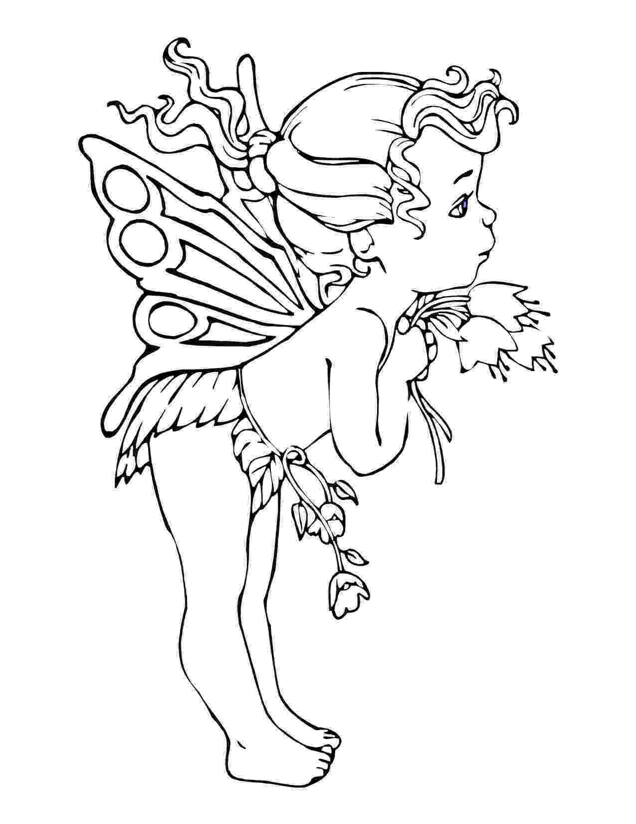 fairy color pages fairy coloring page free printable coloring pages fairy pages color
