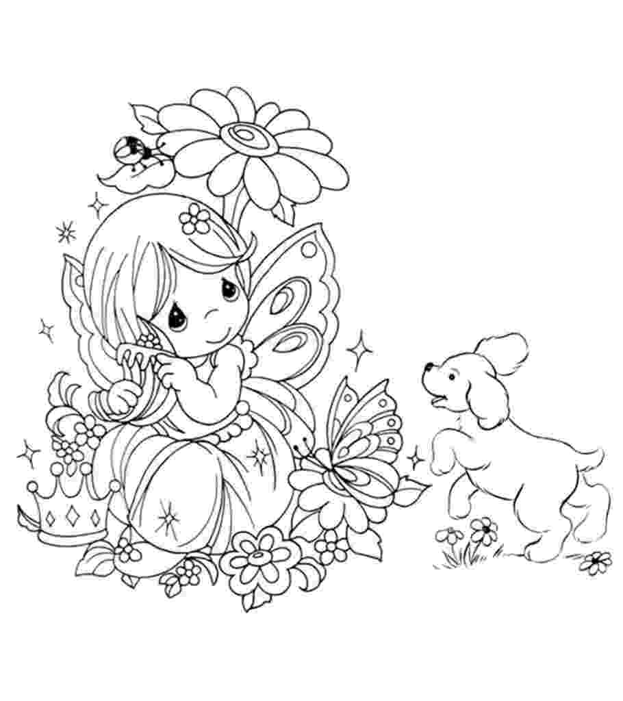 fairy color pages free amy brown fairy coloring pages mermaid coloring pages fairy color