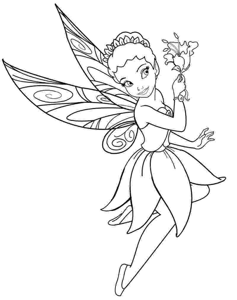 fairy color sheets fairy coloring pages fairy sheets color