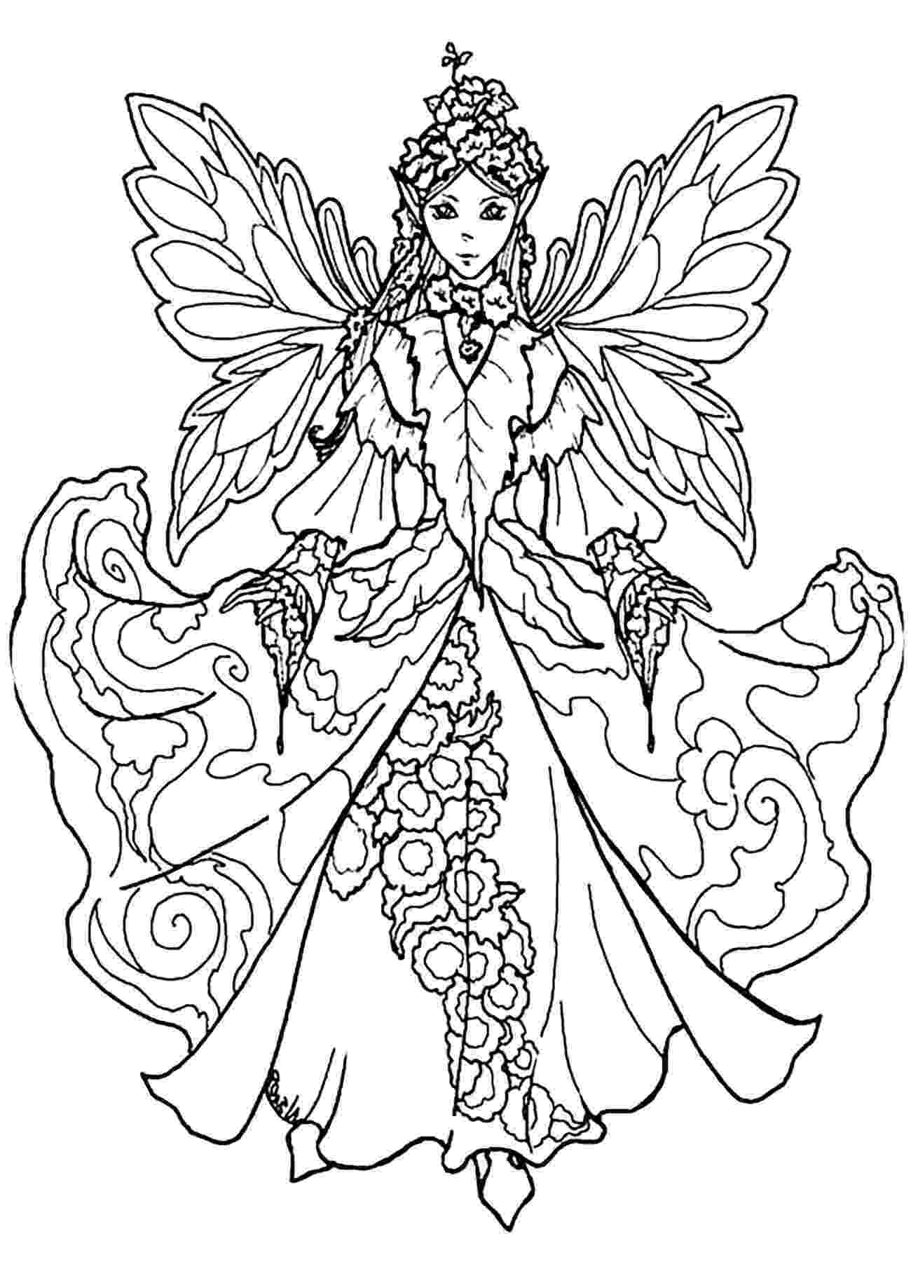 fairy coloring pictures fairy coloring pages pictures fairy coloring