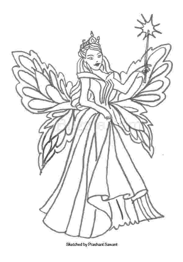fairy pictures to color fairy coloring pages color to pictures fairy