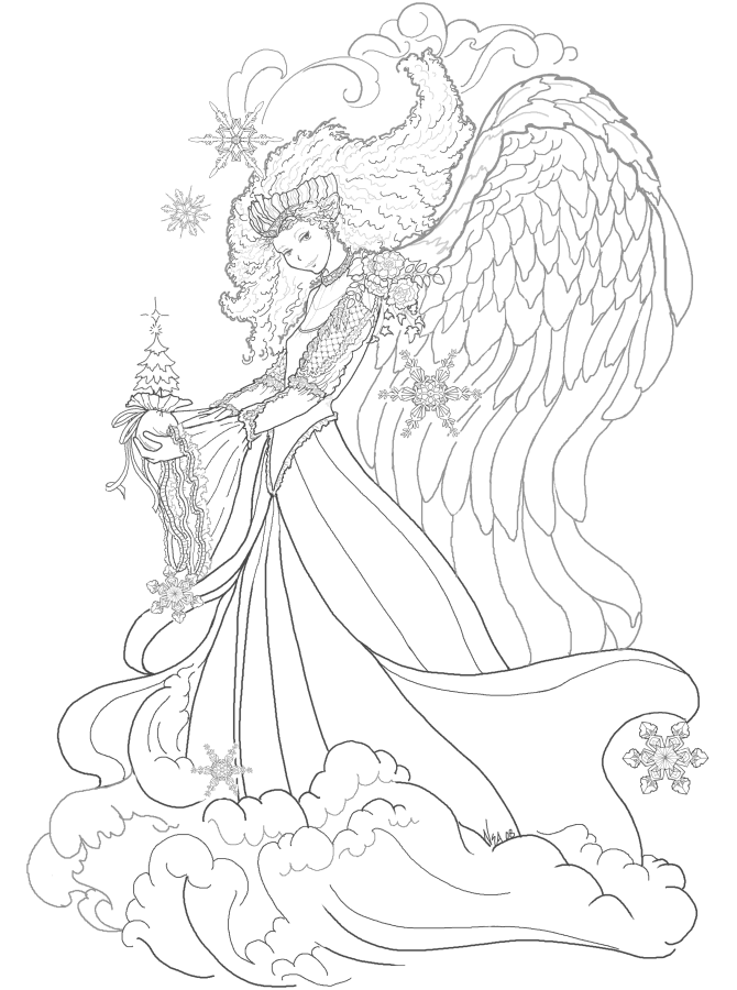 fairy pictures to color free fairy coloring page by molly harrison www color to pictures fairy