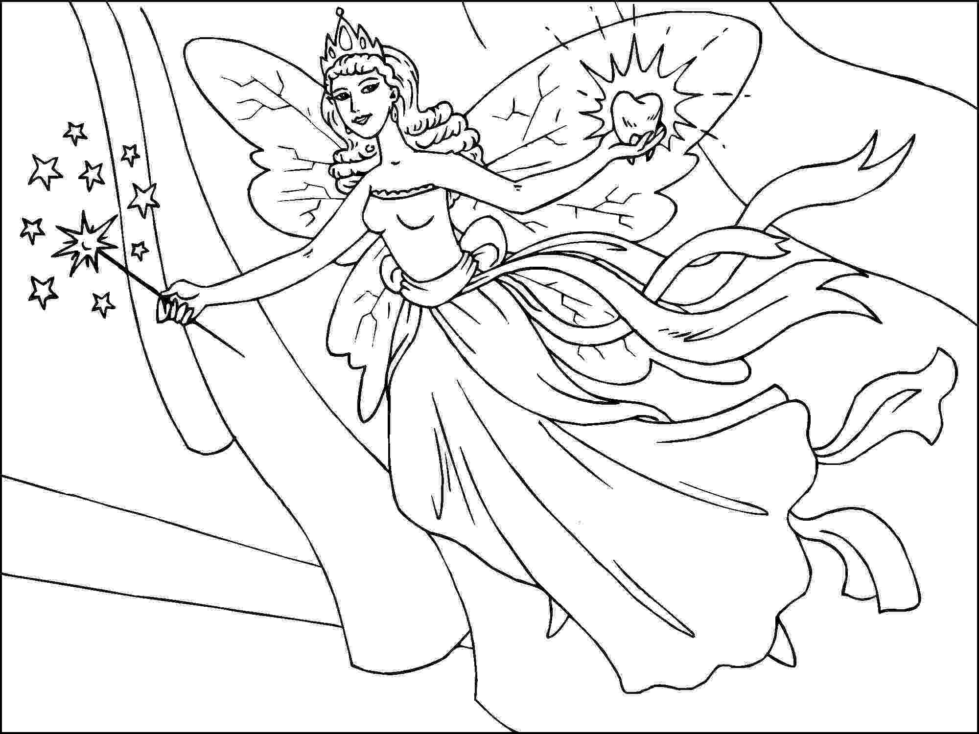 fairy pictures to color free printable fairy coloring pages for kids to pictures color fairy