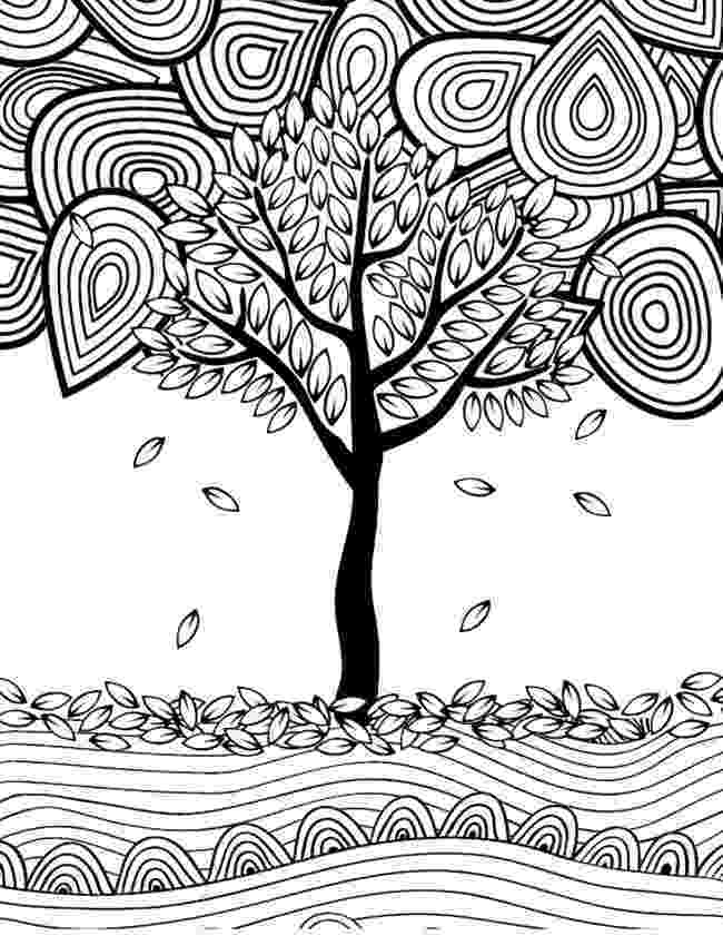 fall tree coloring sheet 40 best tree images on pinterest tree branches coloring fall coloring sheet tree