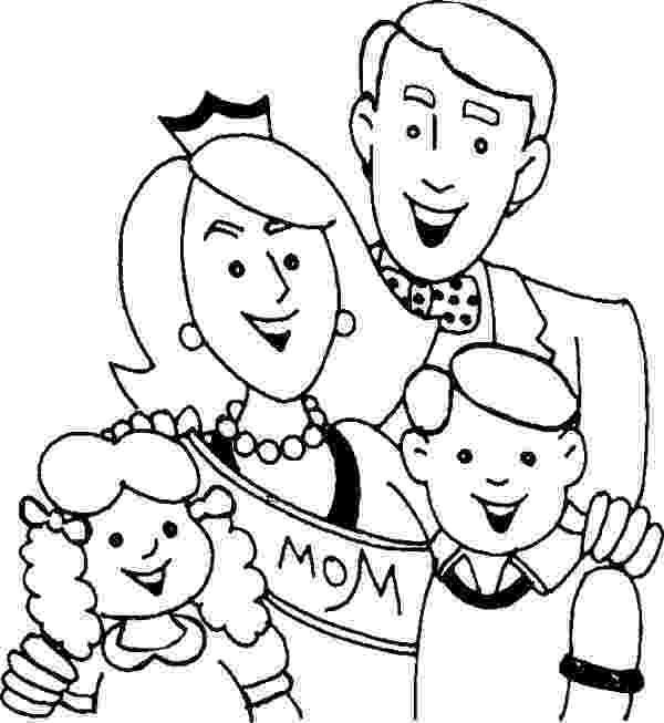 family coloring pages family coloring pages getcoloringpagescom family coloring pages 1 1
