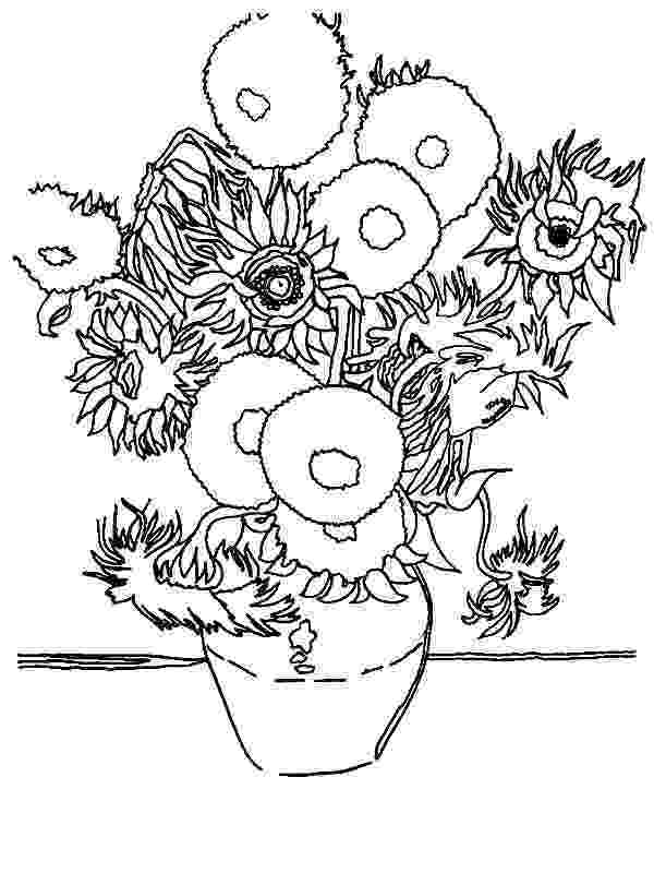 famous painting coloring pages 1000 images about coloring 2 on pinterest pages famous painting coloring
