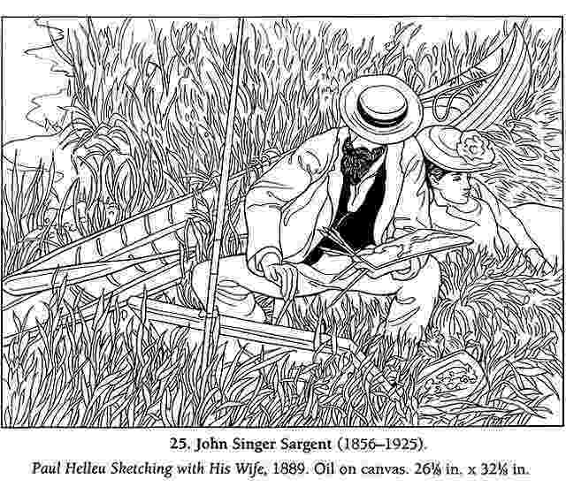 famous painting coloring pages american gothic free american gothic 2019 02 21 coloring painting pages famous