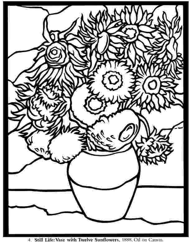 famous painting coloring pages famous painters and paintings coloring pages famous coloring pages painting