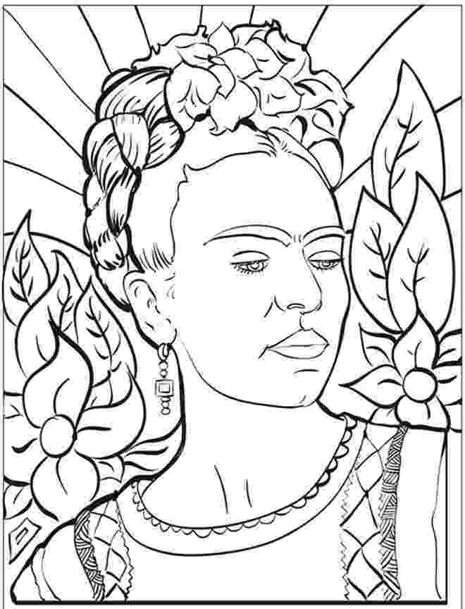 famous painting coloring pages happy family art original and fun coloring pages painting coloring famous pages 1 1