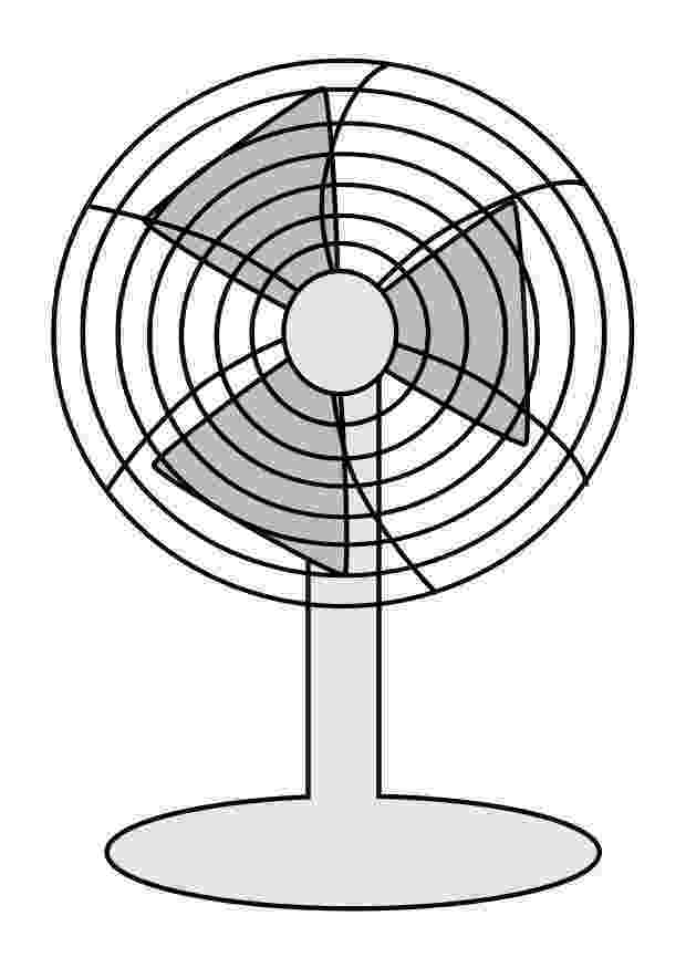 fan coloring page coloring page fan img 28622 coloring home fan page coloring