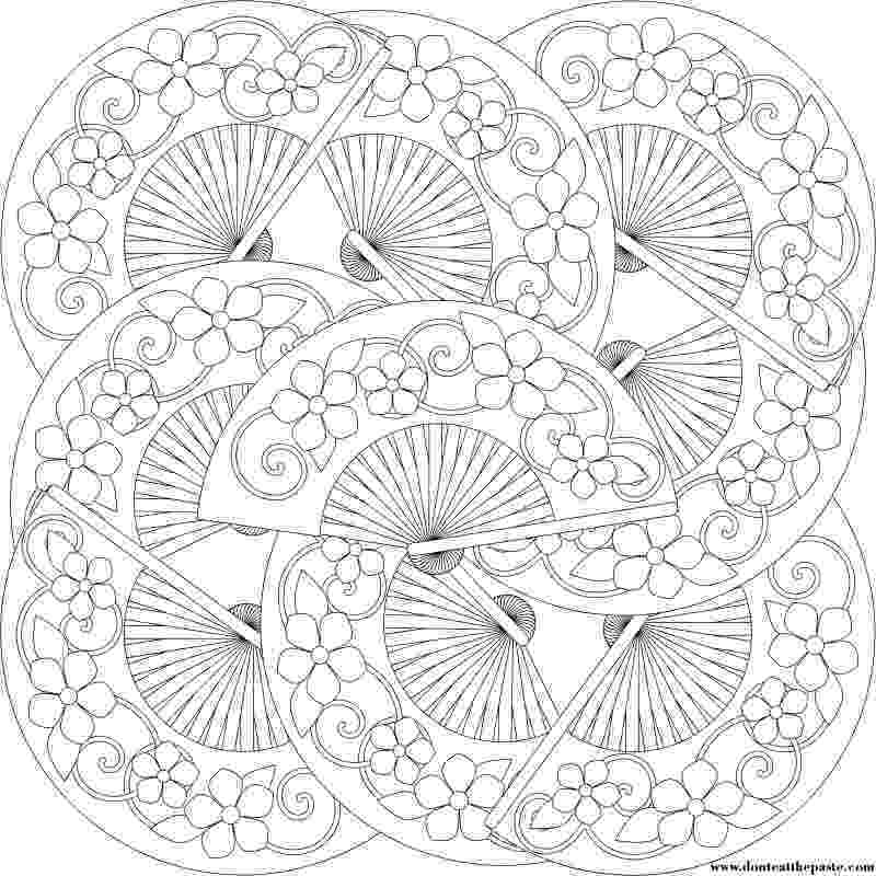 fan coloring page fan coloring page free printable coloring pages fan coloring page