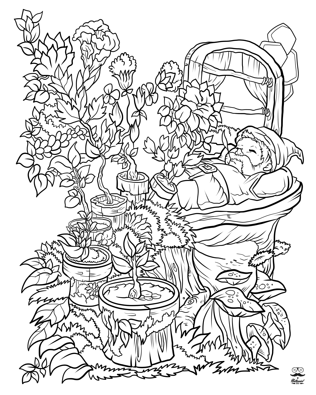 fantasy coloring pictures floral fantasy digital version adult coloring book coloring pictures fantasy