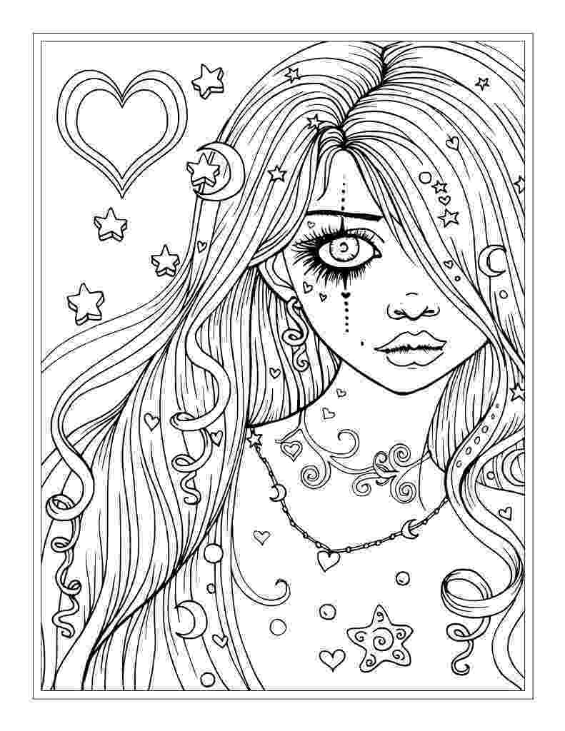 fantasy coloring pictures free printable fantasy coloring pages for kids best fantasy pictures coloring 1 1