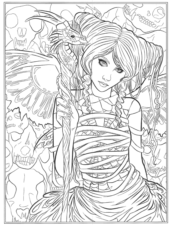 fantasy coloring pictures free printable fantasy coloring pages for kids best pictures coloring fantasy 1 1