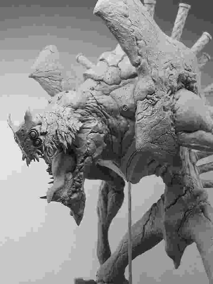 fantasy creatures monster sketch hookwang lee on artstation at httpswww fantasy creatures