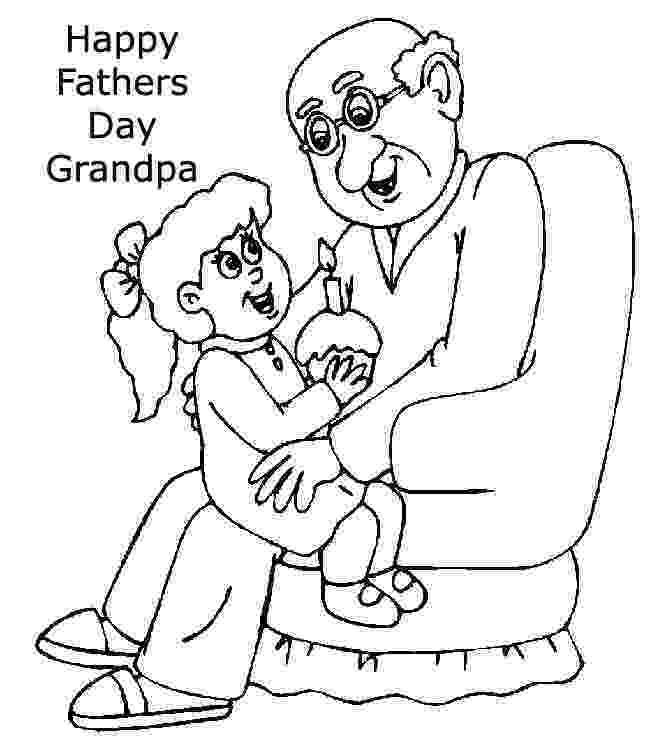 fathers day coloring pages for grandpa 24 free printable father39s day cards kittybabylovecom day fathers coloring pages for grandpa