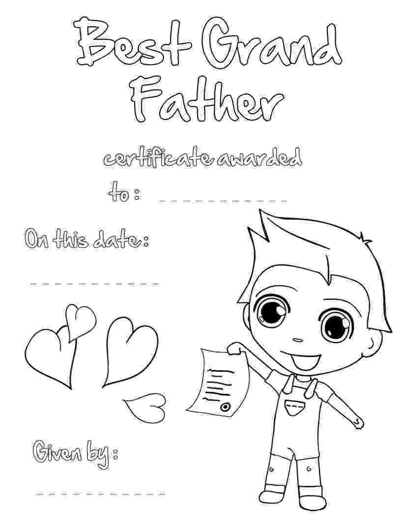 fathers day coloring pages for grandpa i love you grandpa coloring page free printable coloring coloring for grandpa day pages fathers