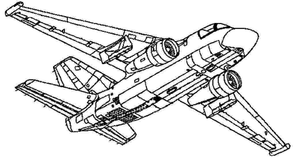 fighter jet colouring pages airplane coloring pages getcoloringpagescom fighter colouring jet pages