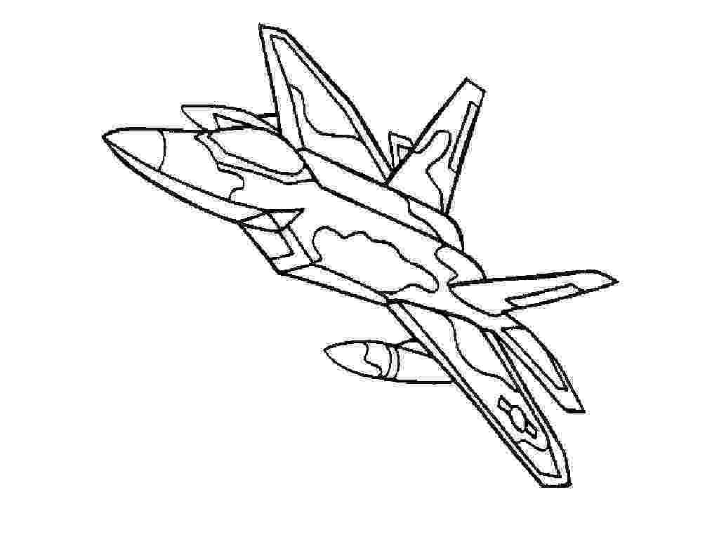 fighter jet colouring pages jet fighter drawing at getdrawingscom free for personal pages fighter colouring jet