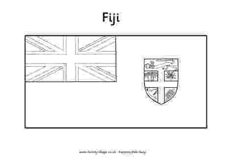 fiji flag coloring page fiji flag colouring page fiji page flag coloring