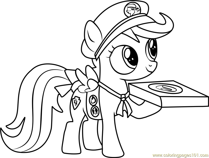 filly coloring pages filly guides coloring page free my little pony filly pages coloring