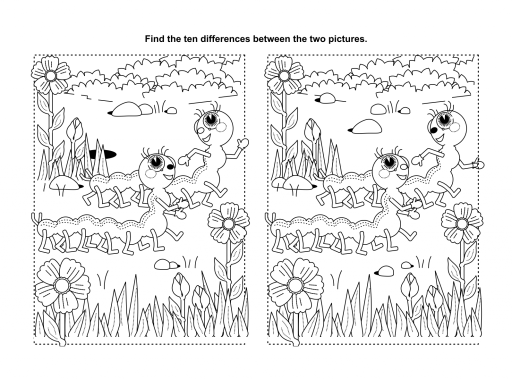 find 10 differences between two pictures thanksgiving spot the difference tim39s printables differences between pictures find 10 two