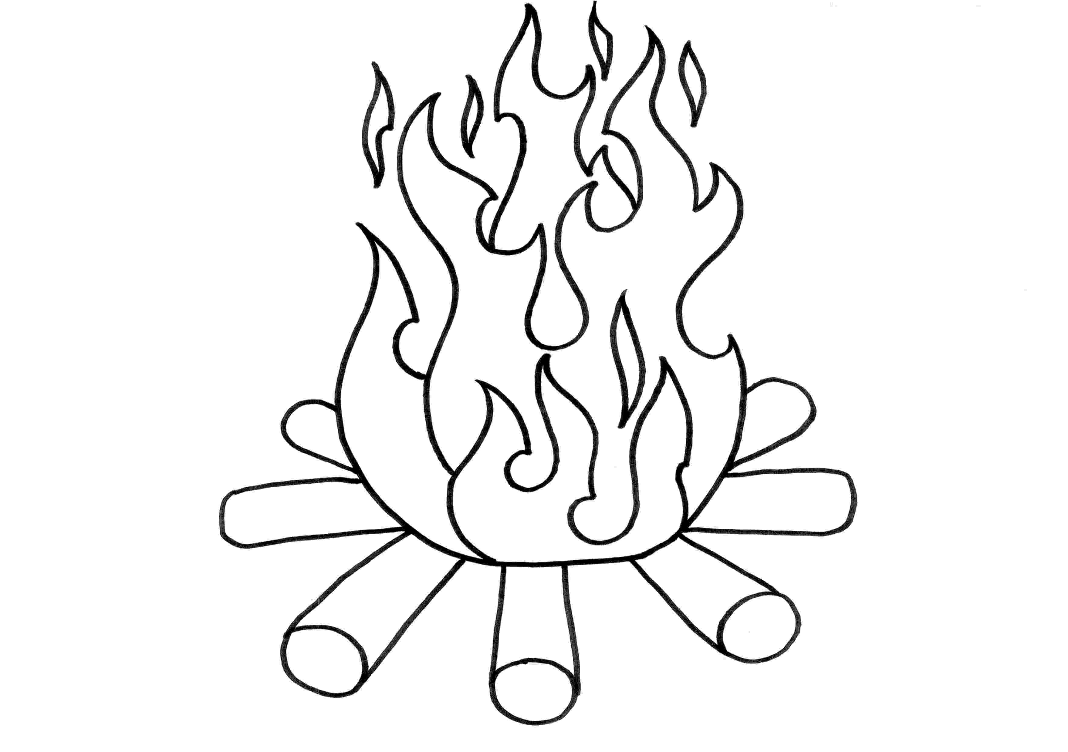 fire coloring pages printable flames coloring pages coloring home printable fire coloring pages
