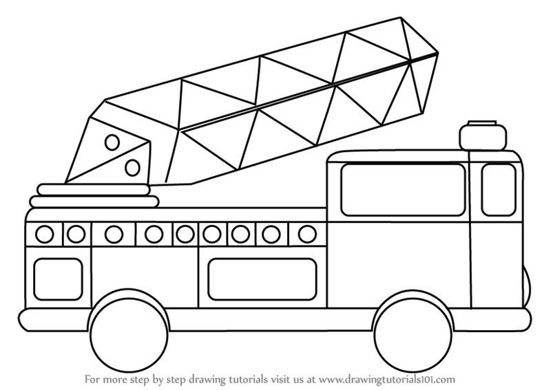 fire engine sketch fire truck by dragonslayersair on deviantart sketch engine fire