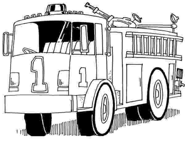 fire engine sketch learn how to draw fire truck with ladder trucks step by sketch fire engine