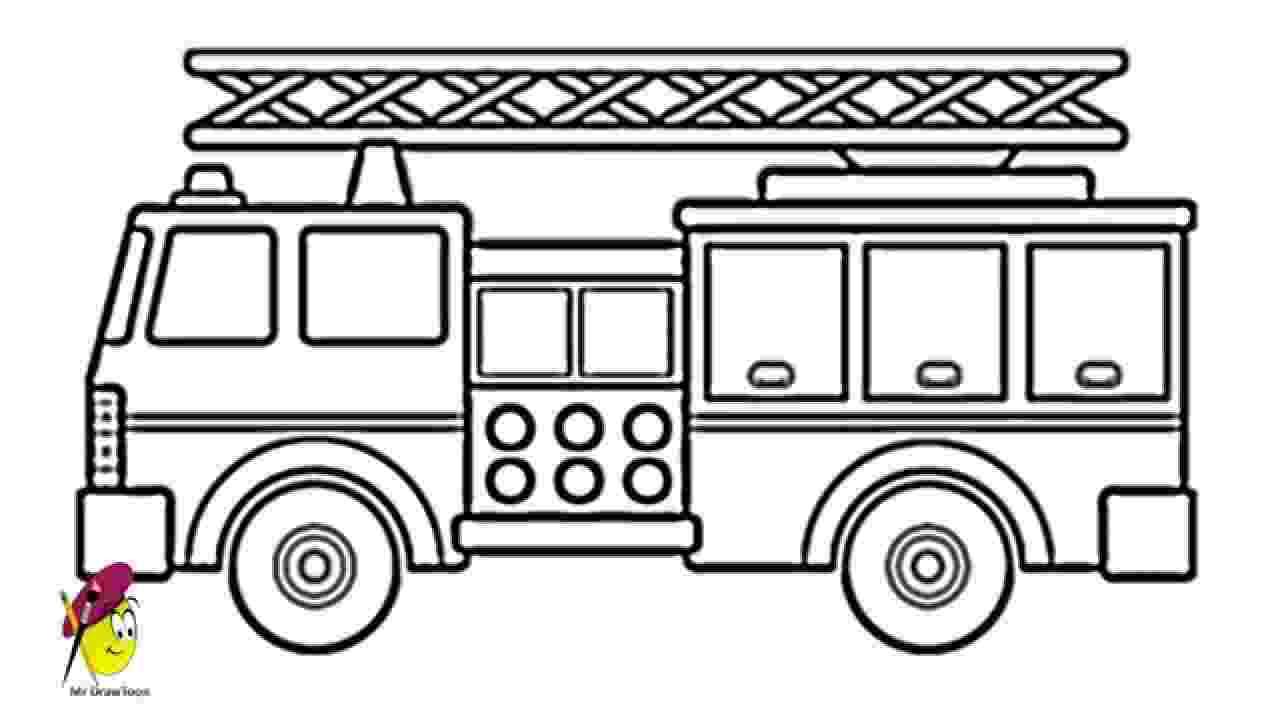fire engine sketch sd 3 firetruck sketch little langs engine fire sketch