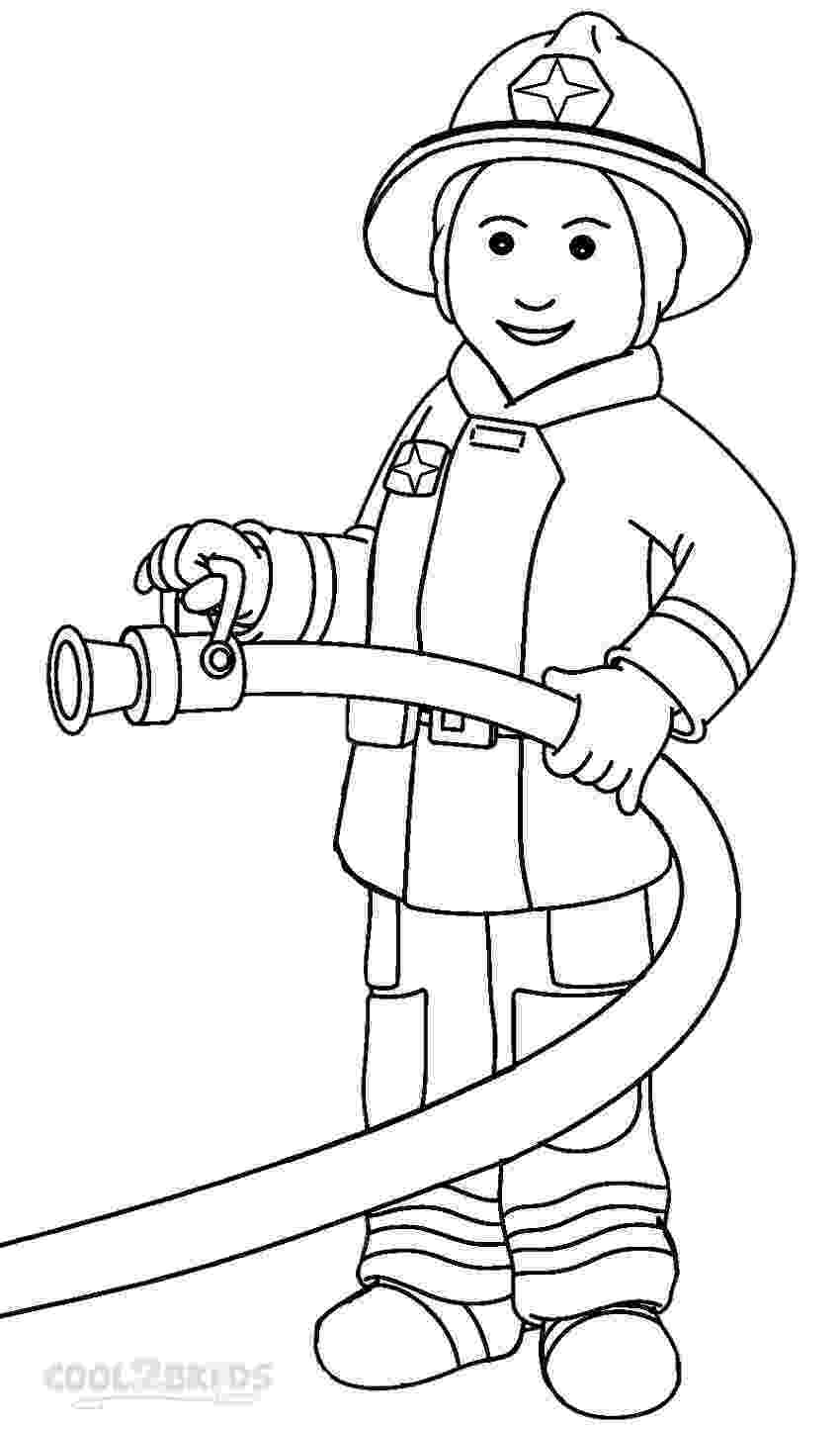 fire fighting coloring pages fire fighting drawing at getdrawingscom free for fighting coloring pages fire