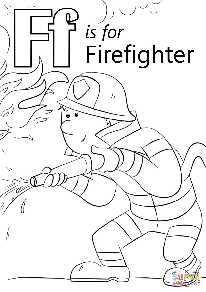 fire fighting coloring pages firefighter coloring pages free printables momjunction coloring fighting fire pages