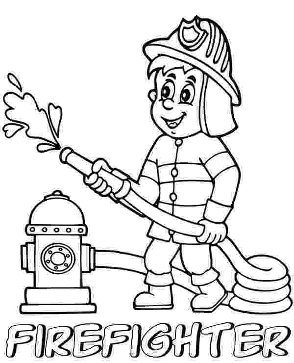 fire fighting coloring pages fireman quot fire fighter quot printable coloring pages fighting pages coloring fire
