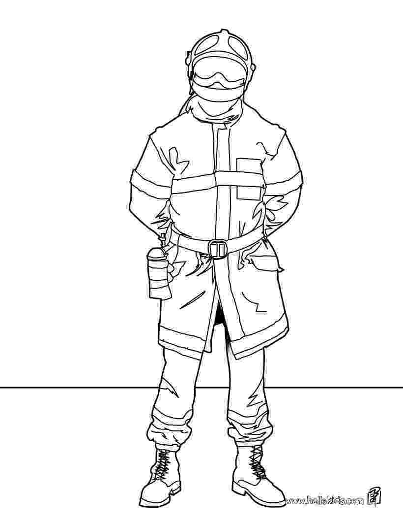 fireman coloring page free printable fireman coloring pages cool2bkids page fireman coloring