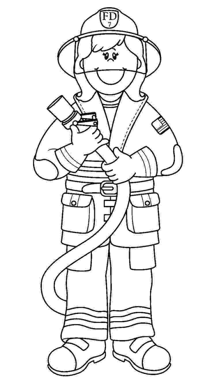 fireman coloring page printable fireman coloring pages printable firefighter page fireman coloring