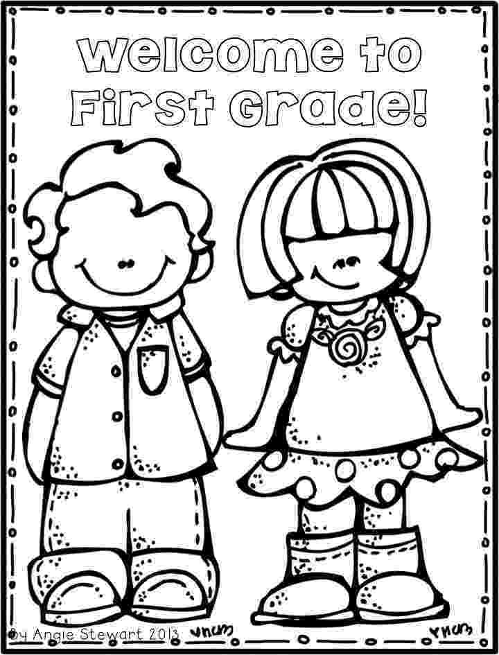 first day of kindergarten coloring page 1st day kindergarten coloring page coloring page of coloring day kindergarten first page