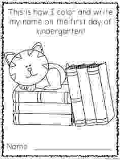 first day of kindergarten coloring page first day of kindergarten bus coloring page coloring sky first kindergarten page of coloring day