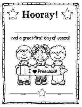 first day of kindergarten coloring page free printable kindergarten coloring pages for kids day coloring first of page kindergarten