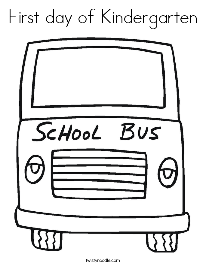 first day of kindergarten coloring page free printable kindergarten coloring pages for kids kindergarten day of first page coloring