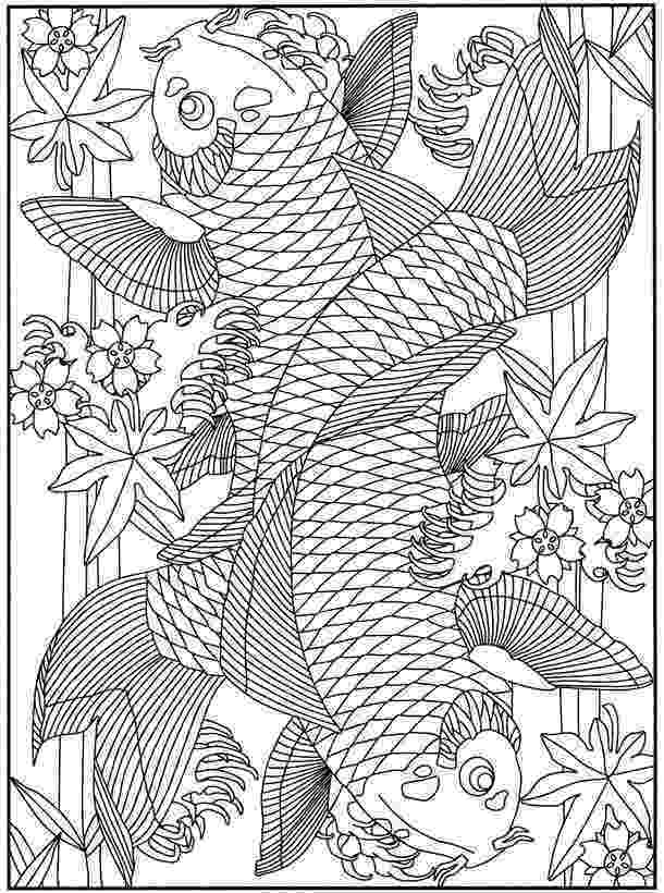 fish coloring pages for adults fish coloring pages for adults for pages adults fish coloring