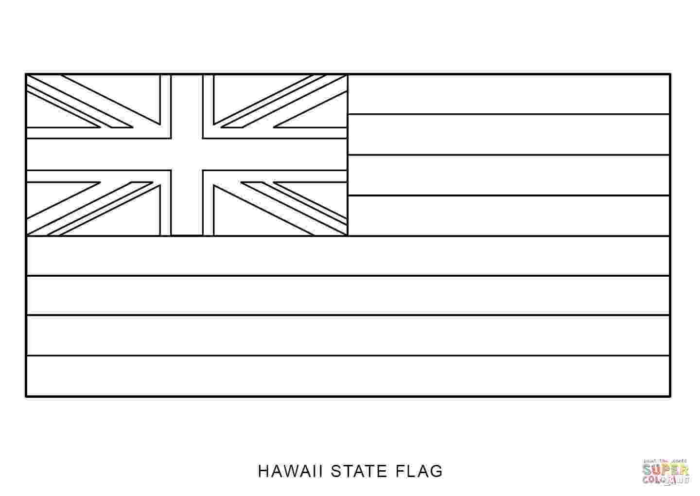 flag of hawaii coloring page hawaii flag coloring page purple kitty page of hawaii flag coloring